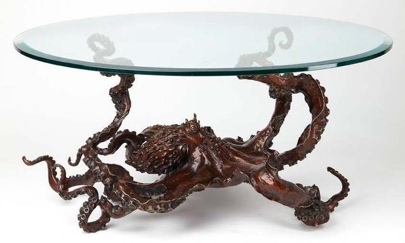 Exceptionnel Kirk McGuire Bronze Sculpture   Sculptures   Tables. Featuring Bronze  Marine Life Sculpture From World Renowned Bronze Marine Life Artist.